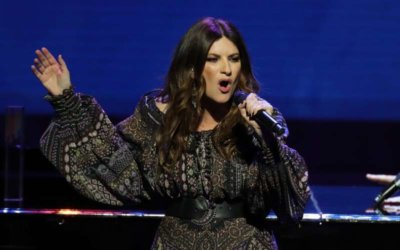 Laura Pausini gana el Globo de Oro a la mejor canción de un filme por «Io Sì»